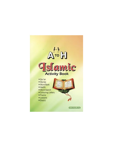 Islamic Activity Book [A-H]