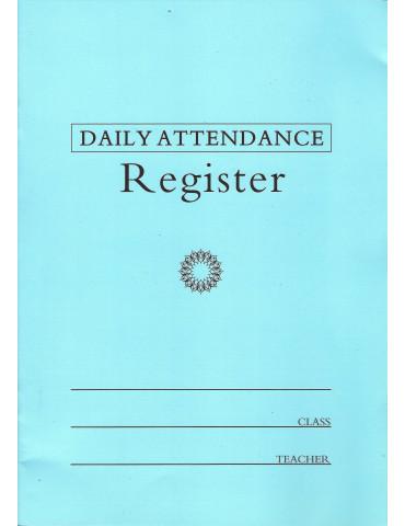 Daily Attendance Register