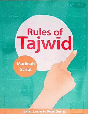 Safar Rules of Tajwid Madinah Script