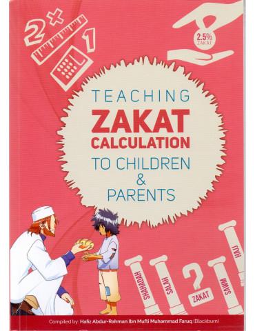 Teaching Zakat Calculation to Children & Parents