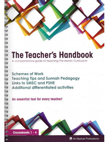 An Nasihah Islamic Curriculum The Teacher's Handbook 1-4