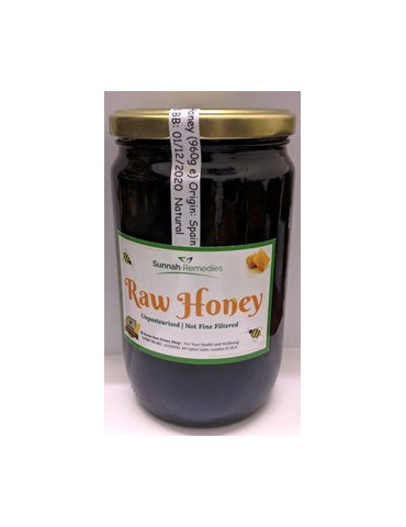Natural Raw Forest Honey [960g]