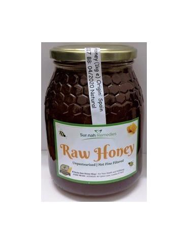 Natural Raw Thyme Honey [1kg]