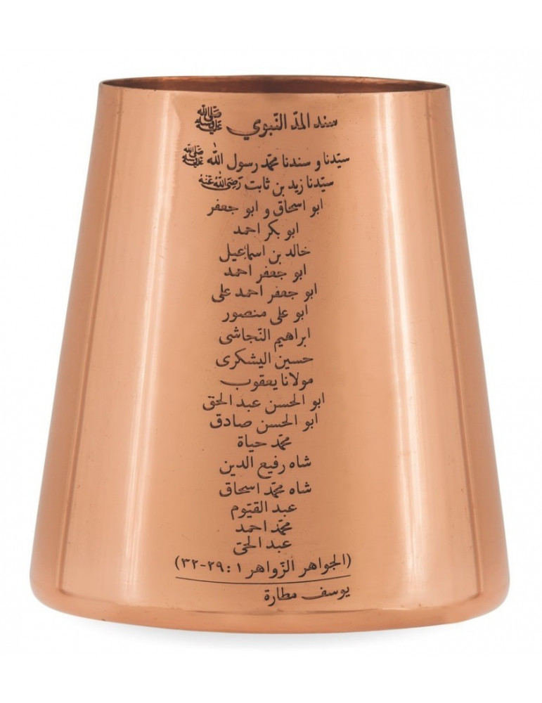 Prophetic Mudd (Copper)
