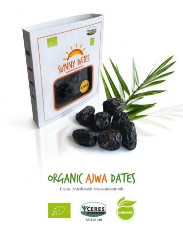 Organic Ajwa - Madinah Munawwarah