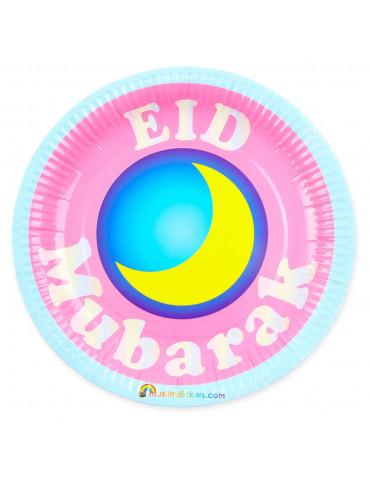 Eid Plates