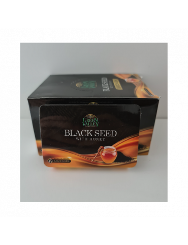 Black Seed with Honey Lozenges