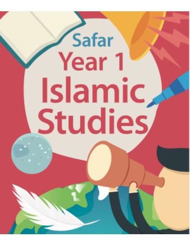Safar Islamic Studies Textbook