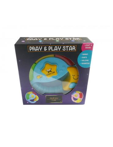 QC Pray and Play Star