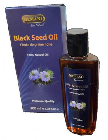 100ml Hemani Premium Black Seed oil