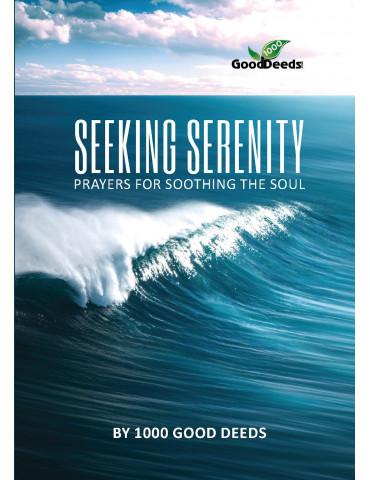 Seeking Serenity - Dua Book