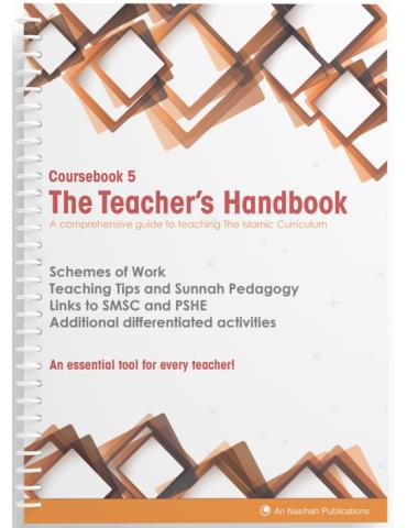 The Teachers Handbook (Course Book 5)